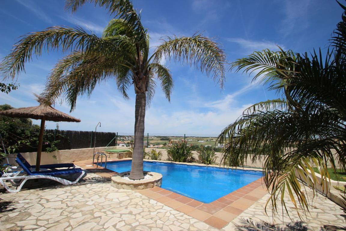 casas adosadas arco con piscina